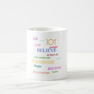 """LAW OF ATTRACTION"" COFFEE MUG"