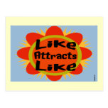 Law of Attraction Flower