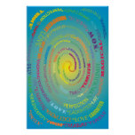 Law of Attraction Poster