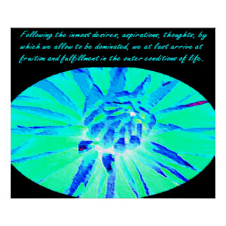 Law of Attraction Quotes Poster