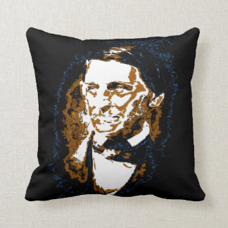 Law of Attraction - Ralph Waldo Emerson Quote Pillows