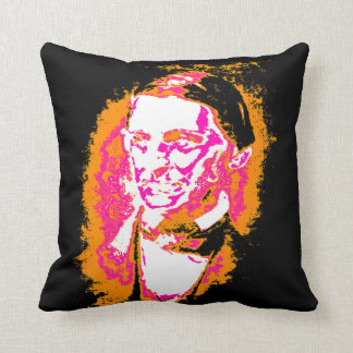 Law of Attraction - Ralph Waldo Emerson Quote Throw Pillows