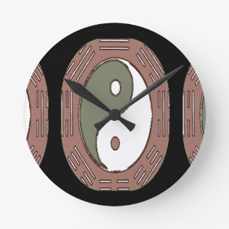 Law of Attraction - Ying Yang Clocks