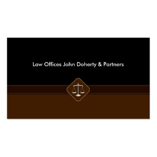 Law Offices - Business Card