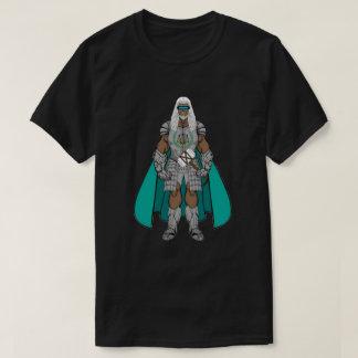 Law Professor Or Judge African American Superhero T-Shirt