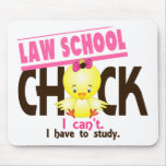 Law School Chick 1 Mouse Pad