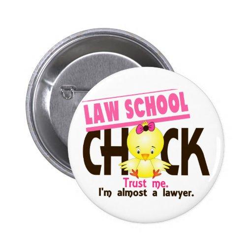 Law School Chick 3 Pins