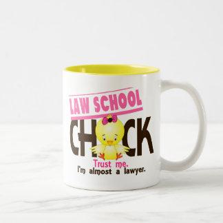 Law School Chick 3 Mug