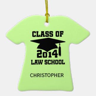 Law School Class of 2014 Graduate Ornament