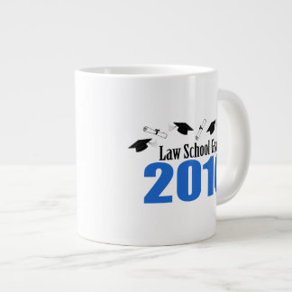 Law School Grad Class Of 2016 Caps (Blue) Jumbo Mug