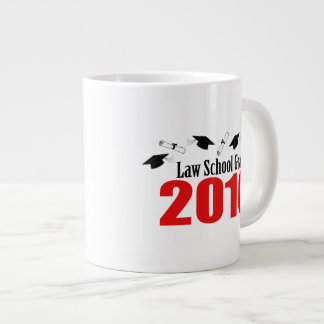 Law School Grad Class Of 2016 Caps (Red) Jumbo Mug
