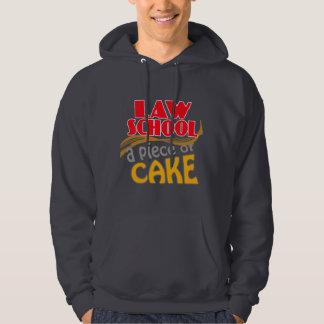 Law School - Piece of Cake Hoodie