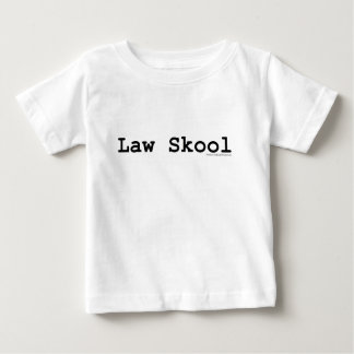 Law Skool Baby T-Shirt