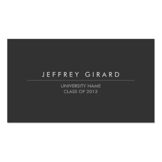 LAW STUDENT MODERN BUSINESS CARD