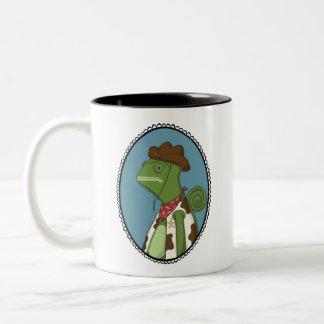 Lawman Lizard Mug