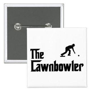 Lawn Bowl Button