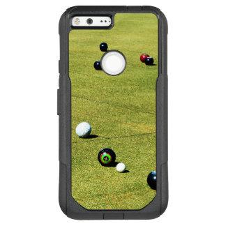 Lawn Bowls Action, OtterBox Commuter Google Pixel XL Case