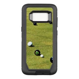 Lawn Bowls Action, OtterBox Defender Samsung Galaxy S8 Case