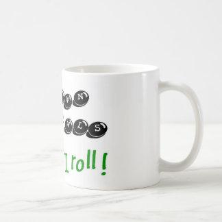 Lawn Bowls -It's How I Roll Coffee Mug