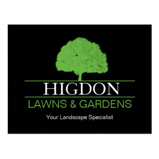 Lawn Care and Landscaping Flyer Postcard