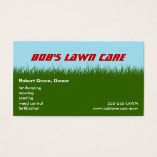 104+ Lawn Care Mowing Landscaping Business Cards and Lawn Care ...