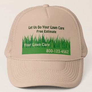 Lawn Care Hat