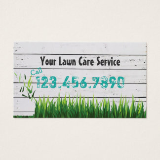 310 lawn care business cards and lawn care business card for Lawn mowing and gardening services