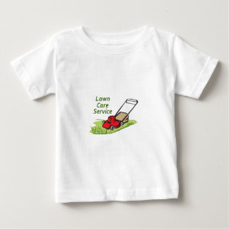 LAWN CARE SERVICE BABY T-Shirt
