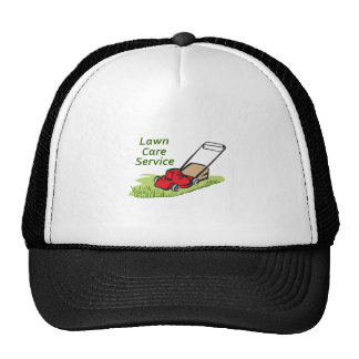 LAWN CARE SERVICE CAP