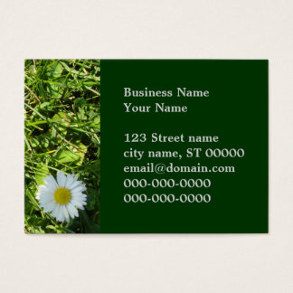 Lawn Daisy Business Card