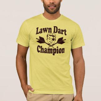 Lawn Dart Champion T-Shirt