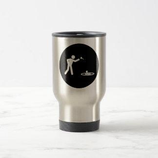 Lawn Darts Travel Mug