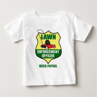 Lawn Enforcement Officer Tee Shirts