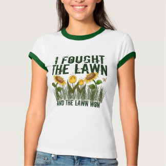 Lawn Fighter T Shirt