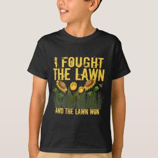 Lawn Fighter Tshirt