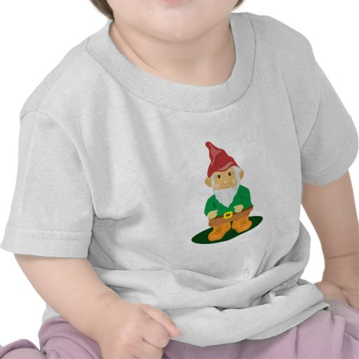 Lawn Gnome T Shirts