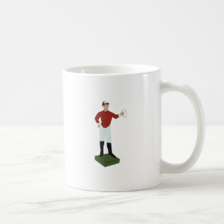 Lawn Jockey Coffee Mug
