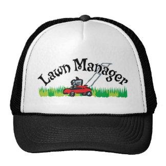 Lawn Mananger Mesh Hat