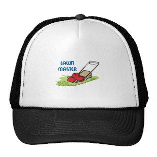 LAWN MASTER CAP