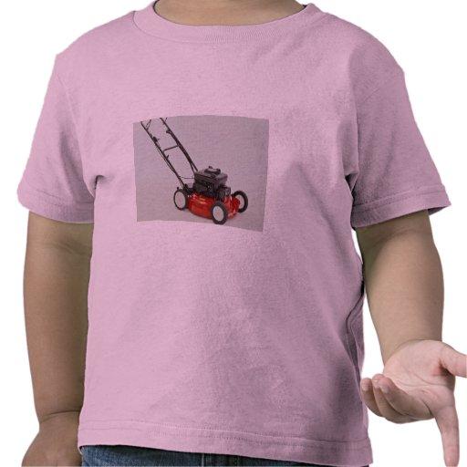 Lawn mower Photo Tee Shirts