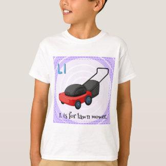 Lawn mower t-shirts