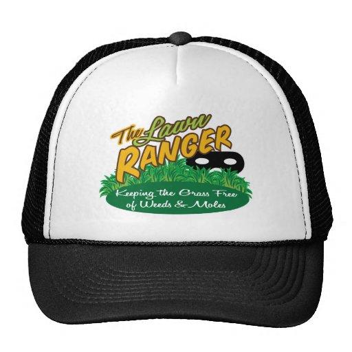 Lawn Ranger Mesh Hats