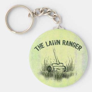 Lawn Ranger Keychains
