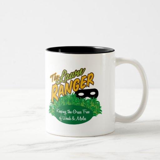 Lawn Ranger Mugs