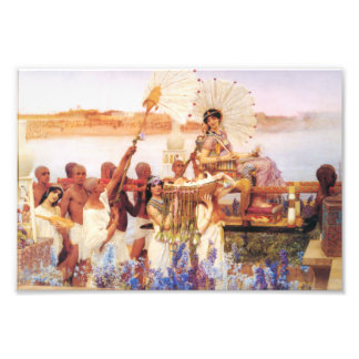 Lawrence Alma Tadema The Finding of Moses Photo Print