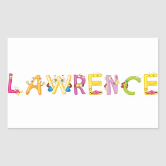 Lawrence Sticker