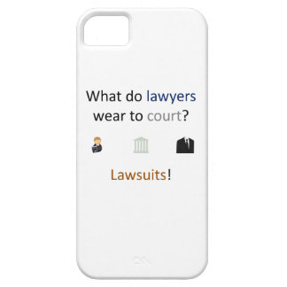Lawsuits Joke Case For The iPhone 5