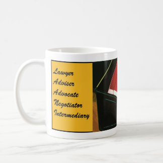 Lawyer Attorney Coffee Tea Mug