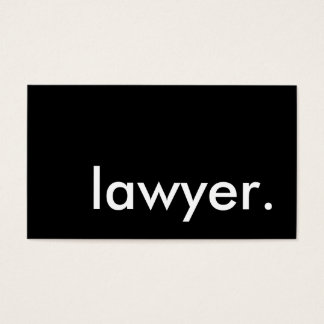 lawyer. (color customizable)