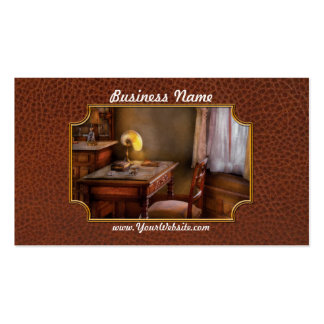 Lawyer - Desk of an Inventor Pack Of Standard Business Cards